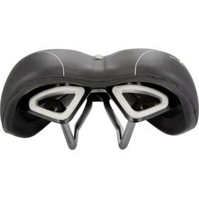 Sportourer FLX Gel zadel zwart